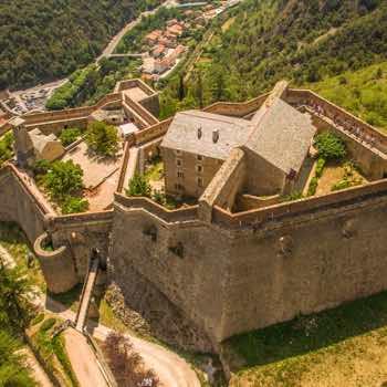 Fort Liberia Villefranche de Conflent